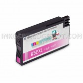 Replacement Ink Cartridge for HP 952XL (L0S64AN) High Yield Magenta- Shows Accurate Ink Levels - 1600 Page Yield