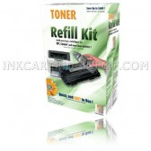 Laser Toner Refill for HP 05A / CE505A cartridge with Chip - for Canon 119 - Toner Refill Kit