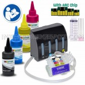 4 Pack Replacement Ink EPSON T060 T0601