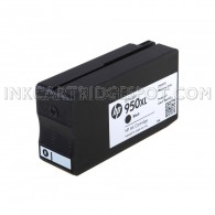 Genuine OEM HP CN045AN (HP 950XL) High-Yield Black Ink Cartridge No Retail Boxes or Plastic Packaging. EXP 2017