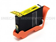 Replacement for Lexmark 14N1618 / 150XL High Yield Yellow Ink Cartridge