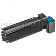 Compatible 15G032C High Yield Cyan Laser Toner Cartridge for Lexmark C752 & C762 - 15,000 Page Yield