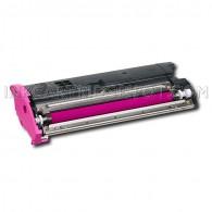 Compatible Konica-Minolta QMS MagiColor 2300 1710517-007 Magenta Laser Toner Cartridge - 4,500 Page Yield