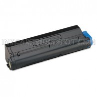 Okidata Compatible High Yield Black 42102901 Laser Toner Cartridge - 7000 Page Yield