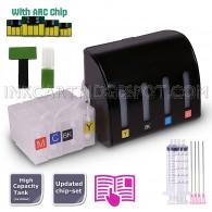 EMPTY CISS for Canon PGI-1200/XL Maxify MB2020 Maxify MB2120 Maxify MB2320 Maxify MB2720 Printers Continuous Ink system
