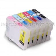 Sublimation Cleaning Cartridges for Epson 79 T079 Compatible With Epson Stylus Photo 1400, Artisan 1430 Printer