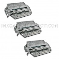 3 HP Compatible C3909A Toners - 45000 Page Yield