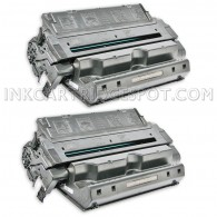2 HP Compatible C4182X Toners - 40000 Page Yield