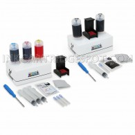 Refill Kit Combo Pack for Canon PG-240 PG240XL Black and Canon CL-241 CL241XL Color Inkjet Cartridges