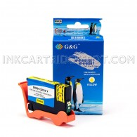 Compatible 4W8HJ (Series 31) High Yield Yellow Ink Cartridge for Dell V525w and V725w