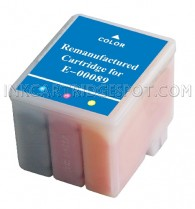 Epson S020089 (S191089) Color Compatible Ink Cartridge - 380 Page Yield