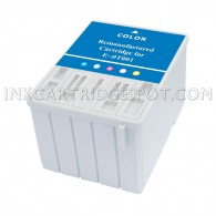 Epson T001011 (T001) Color Compatible Ink Cartridge - 330 Page Yield