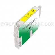 Epson T033420 (T0334) Yellow Compatible Ink Cartridge for Stylus Photo 950 & 960 - 440 Page Yield