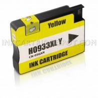 HP 933XL (CN056AN) Professionally High Yield Yellow Inkjet Cartridge