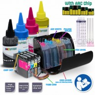 CISS Brother LC103 (With INK Refill Bottle SET) for Brother LC101 LC103 LC 103