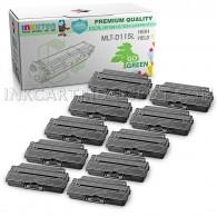 10 Pack Compatible MLT-D115L (MLT-D115S) High Yield Toner Cartridges