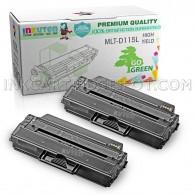 2 Pack Compatible MLT-D115L (MLT-D115S) High Yield Toner Cartridges