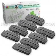 8 Pack Compatible MLT-D115L (MLT-D115S) High Yield Toner Cartridges