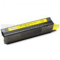 Okidata C3100/C3200 Series 'Type C6' Compatible Yellow 43034801 Laser Toner Cartridge - 1500 Page Yield