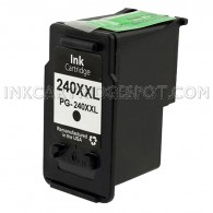 Canon PG240XXL Extra High Yield Black Compatible Inkjet Cartridge