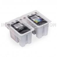 Genuine Canon PG-240XL/CL-241XL Ink Cartridges (1 Black, 1 Color) Bulk Packaging