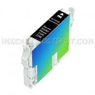 Epson T034120 (T0341) Photo Black Compatible Ink Cartridge - 750 Page Yield