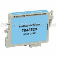 Epson T048520 (T0485) Light Cyan Compatible Ink Cartridge - 400 Page Yield