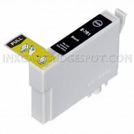 Epson T078120 (T0781) Black Compatible Ink Cartridge