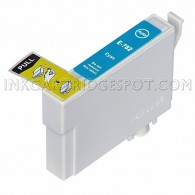 Epson T078220 (T0782) Cyan Compatible Ink Cartridge