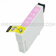 Epson T079620 (T0796) High Yield Light Magenta Compatible Ink Cartridge - 810 Page Yield
