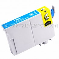 Replacement for Epson T126220 (T1262) High Yield Cyan Ink Cartridge