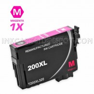 Compatible Epson 200XL (T200XL320) High Yield Magenta Inkjet Cartridge