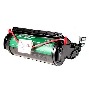 Compatible Black Laser Toner Cartridge for Lexmark 1382625 (Optra S Series Printers) - 17,600 Page Yield