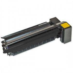 Compatible 15G032Y High Yield Yellow Laser Toner Cartridge for Lexmark C752 & C762 - 15,000 Page Yield