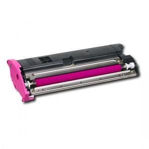 Compatible Konica-Minolta MagiColor 2200 1710471-003 Magenta Laser Toner Cartridge - 6,000 Page Yield