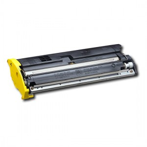 Compatible Konica-Minolta QMS MagiColor 2300 1710517-006 Yellow Laser Toner Cartridge - 4,500 Page Yield
