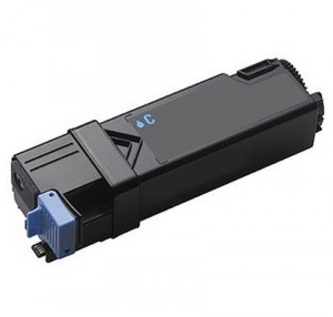 Xerox Phaser 6130 Compatible 106R01278 Cyan High Yield Laser Toner Cartridge - 2,000 Page Yield