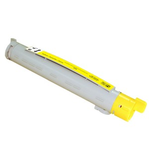 Xerox Phaser 6300 Compatible High Capacity Yellow 106R01084 Laser Toner Cartridge - 7,000 Page Yield