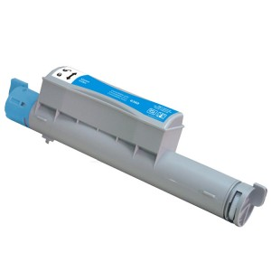 Xerox Phaser 6360 Compatible High Capacity Cyan 106R01218 Laser Toner Cartridge - 12,000 Page Yield