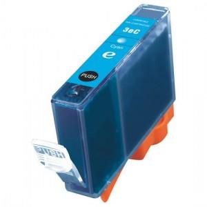 Canon BCI-3eC Cyan Compatible Inkjet Cartridge - 420 Page Yield