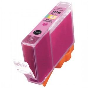 Canon BCI-3ePM Photo Magenta Compatible Inkjet Cartridge - 420 Page Yield