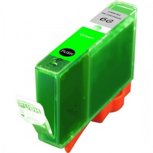 Canon BCI-6G Green Compatible Inkjet Cartridge - 420 Page Yield