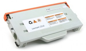 Compatible High Yield Cyan Laser Toner Cartridge for Lexmark 20K1400 (C510 Series Printers) - 6,600 Page Yield