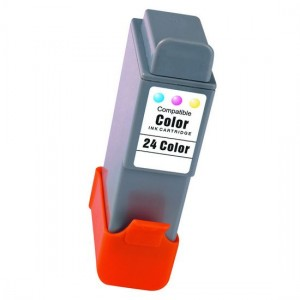 Canon BCI-24C Color Compatible Inkjet Cartridge - 270 Page Yield