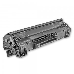 Replacement Black Laser Toner Cartridge for Canon 3484B001AA (Canon 125) - 1600 Page Yield
