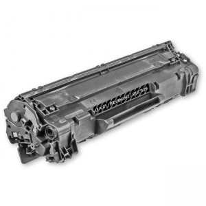Compatible Black Laser Toner Cartridge for Canon 3500B001AA (Canon 128) - 2100 Page Yield