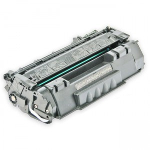 Compatible Black Laser Toner Cartridge for HP CE505A - (05A) - 2300 Page Yield