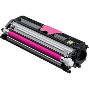 Compatible Konica-Minolta MagiColor 1600W A0V30CF High Yield Magenta Laser Toner Cartridge - 2,500 Page Yield