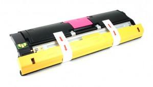 Compatible Konica-Minolta Magicolor 2400 / 2500 1710587-006 Magenta Laser Toner Cartridge - 4,500 Page Yield