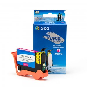 Compatible WK32Y (Series 31) High Yield Magenta Ink Cartridge for Dell V525w and V725w
